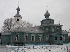 Храм Рождества Христова с.Хыркасы